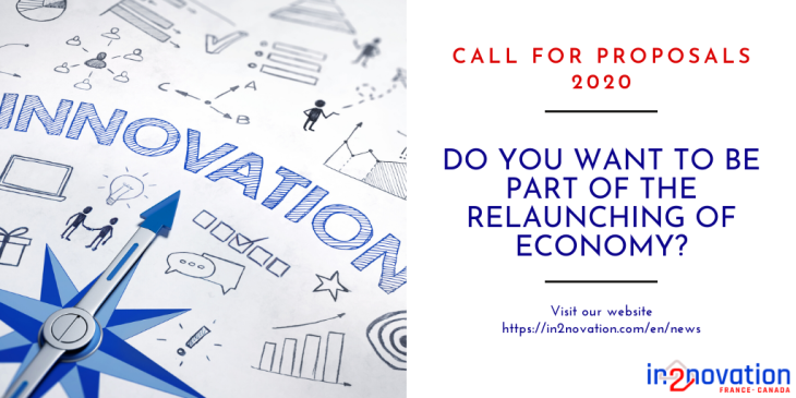 Call for proposals In2novation 2020